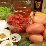 Some of the ingredients used
