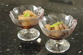 Episode 4 - Port & Galliano Poached Pears