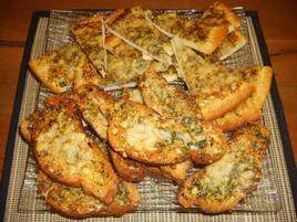 Episode 19 - Garlic Bread