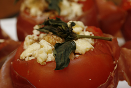 Episode 26 - Prosciutto wrapped Tomatoes with Fetta & Basil