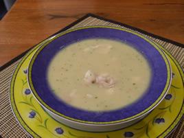 Episode 28 - Potato, Leek & Chicken Soup