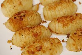 Episode 30 - Parmesan Potatoes