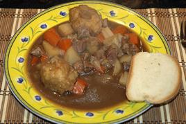 Episode 36 - Beef & Guinness Stew with Dumplings