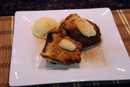 Episode 114 - Panettone Bread & Butter Pudding