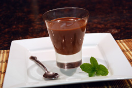 Episode 118 - Chocolate and Amaretto Zabaglione