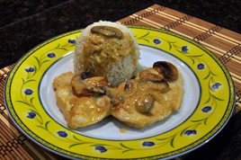 Episode 125 - Chicken Scallopini