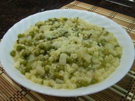 Episode 52 - Pasta with Peas