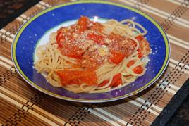 Episode 64 - Tuna & Capsicum Spaghetti