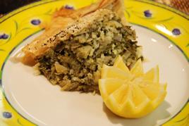 Episode 70 - Spanakopita (Spinach Pie)