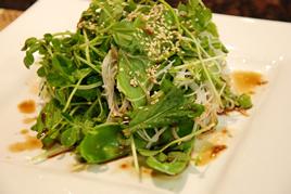 Episode 77 - Rice Noodle Salad with Sesame Dressing