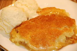 Episode 78 - Butterscotch Self Saucing Pudding