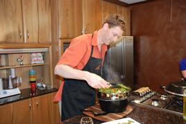 Episode 80 - Steamed Vegetables
