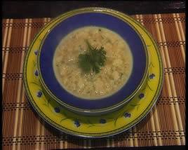 Episode 89 - Florentine Stracciatella Soup