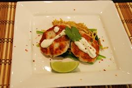 Episode 90 - Thai Chicken Cakes