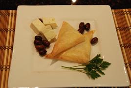 Episode 93 - Cheese Triangles 'Tiropites'