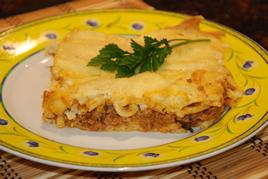 Episode 93 - Greek Lasagna 'Pastitso'