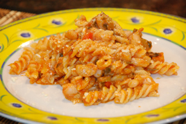 Episode 94 - Baked Tuna Pasta with Cannellini Beans