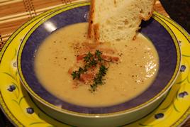 Episode 96 - Fennel & Prosciutto Soup